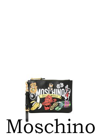 Collezione Moschino Catalogo 2018 Borse Da Donna