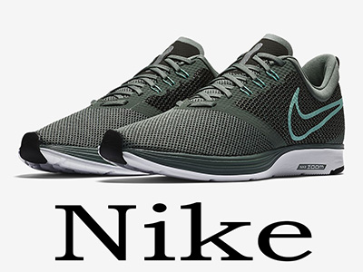 Nike Primavera Estate Sneakers Uomo