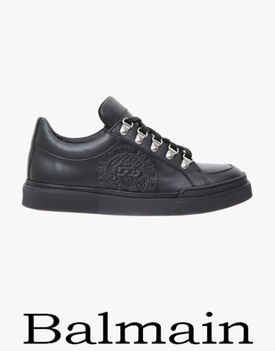Notizie Moda Balmain Sneakers 2018 Moda Uomo