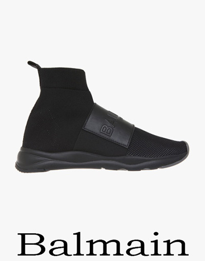 Notizie Moda Balmain Sneakers Uomo 2018