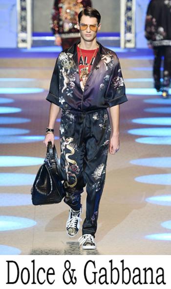 Notizie Moda Dolce Gabbana Catalogo 2018 2019 Uomo