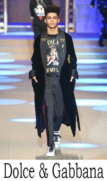 Notizie Moda Dolce Gabbana Moda Uomo 2018 2019