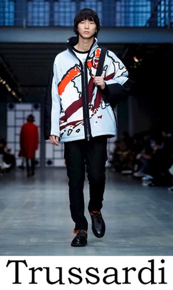 Notizie Moda Trussardi Catalogo 2018 2019 Uomo