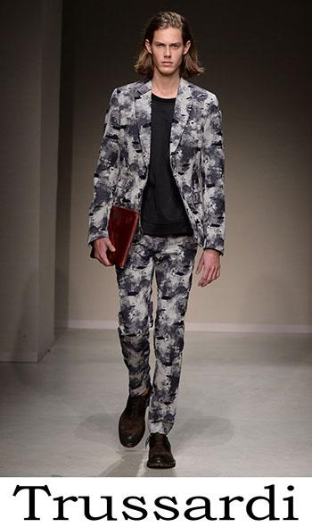 Notizie Moda Trussardi Catalogo 2018 Uomo