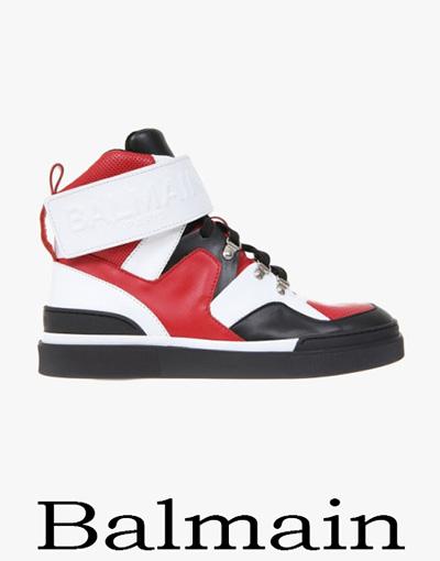 Nuovi Arrivi Balmain Sneakers Primavera Estate Uomo