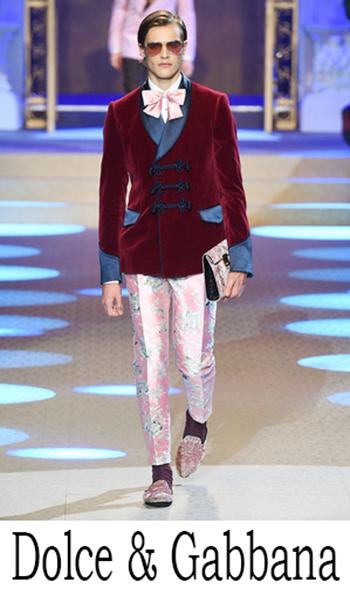 Nuovi Arrivi Dolce Gabbana Autunno Inverno 2018 2019 Uomo