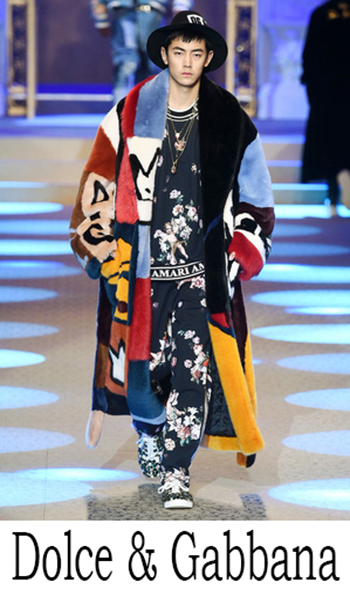 Nuovi Arrivi Dolce Gabbana Catalogo 2018 2019 Uomo