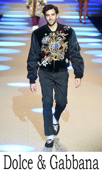 Nuovi Arrivi Dolce Gabbana Moda Uomo 2018 2019
