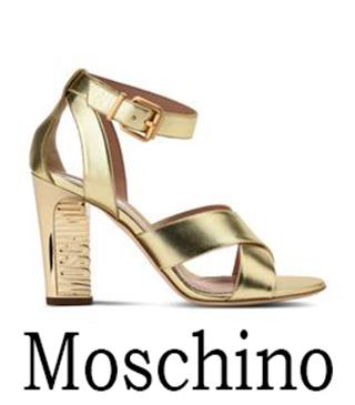 Nuovi Arrivi Moschino Calzature 2018 Donna