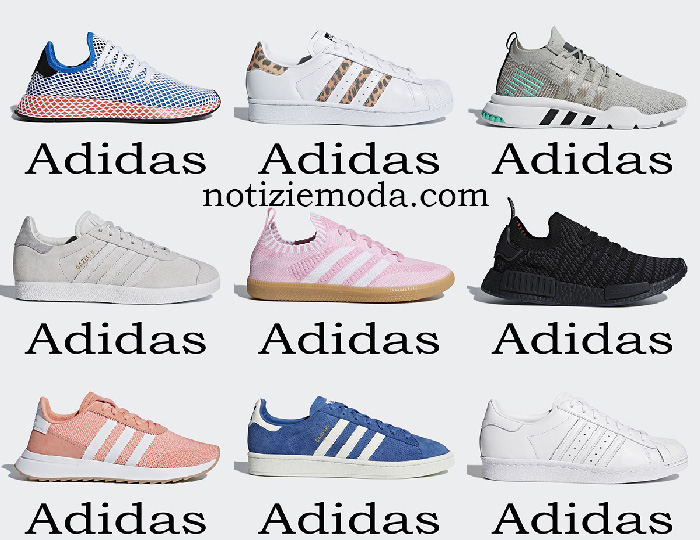 Scarpe Adidas Originals Sneakers Donna Primavera Estate