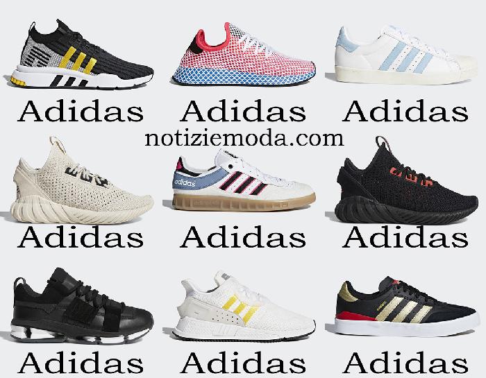 Scarpe Adidas Originals Sneakers Uomo Primavera Estate