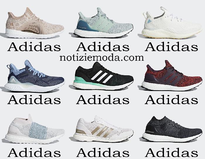 Scarpe Adidas Running Sneakers Donna Primavera Estate