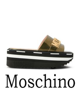 Scarpe Moschino Primavera Estate 2018 Donna