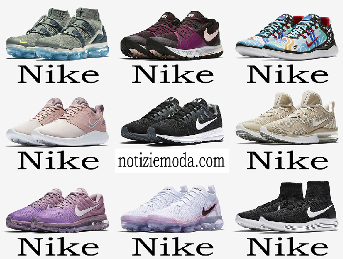 Scarpe Nike Running Sneakers Donna Primavera Estate