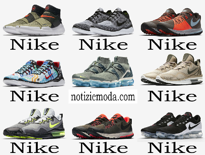 Scarpe Nike Running Sneakers Uomo Primavera Estate