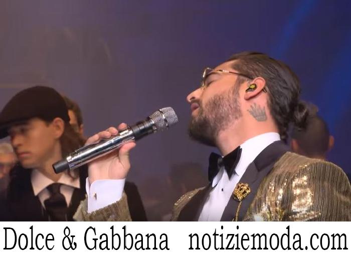 Sfilata Dolce Gabbana Uomo Autunno Inverno 2018 2019