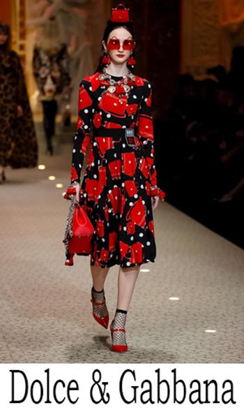 Style Dolce Gabbana Autunno Inverno 2018 2019 Donna