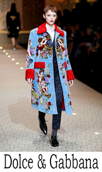 Style Dolce Gabbana Autunno Inverno 2018 2019 Look