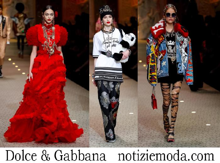 Style Dolce Gabbana Autunno Inverno Collezione Donna