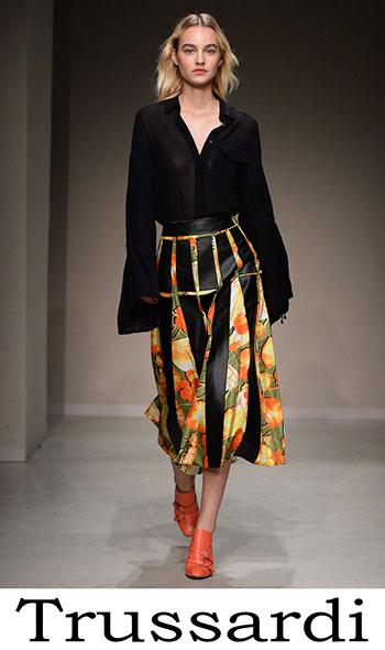 Style Trussardi Primavera Estate 2018