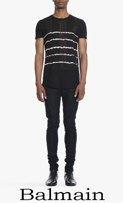 T Shirts Balmain 2018 Collezione Balmain Uomo