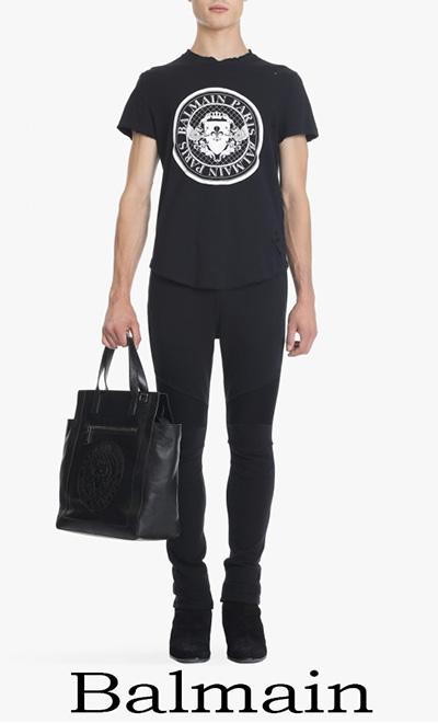T Shirts Balmain 2018 Nuovi Arrivi Moda Uomo