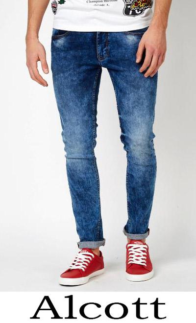 Alcott Primavera Estate 2018 Jeans Uomo