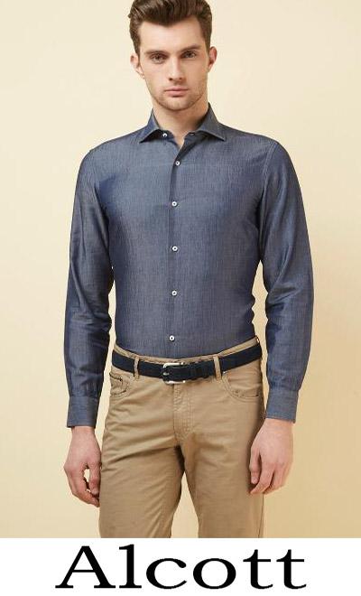 Camicie Alcott 2018 Abbigliamento Alcott Uomo