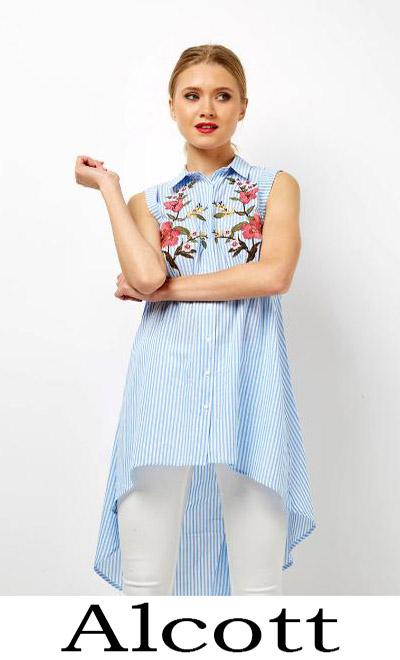 Camicie Alcott 2018 Nuovi Arrivi Moda Donna