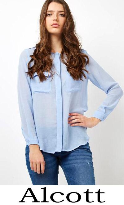 Collezione Alcott Donna Camicie Primavera Estate