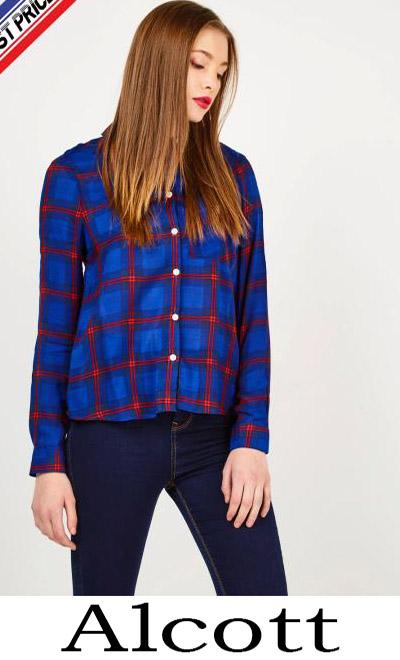 Collezione Alcott Donna Primavera Estate Camicie