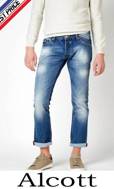 Collezione Alcott Uomo Jeans Primavera Estate