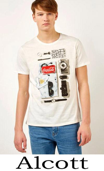 Collezione Alcott Uomo T Shirts Primavera Estate