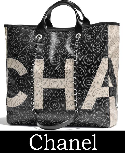 Collezione Chanel Donna Borse 2018 1