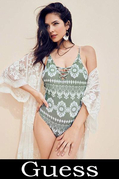 Collezione Guess Donna Costumi Interi 2018 11