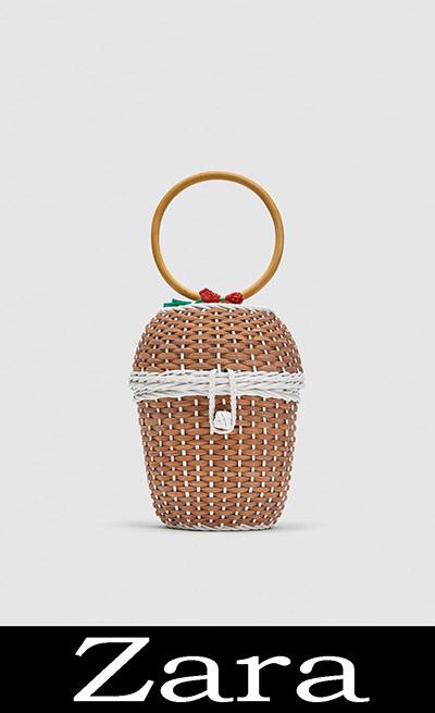 Collezione Zara Donna Accessori Mare 2018 4