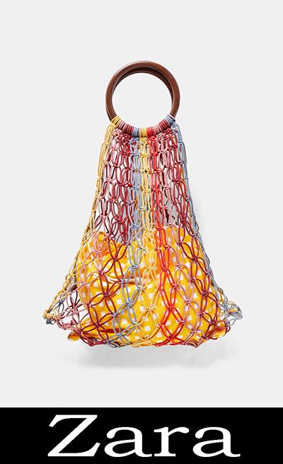 Collezione Zara Donna Accessori Mare 2018 7