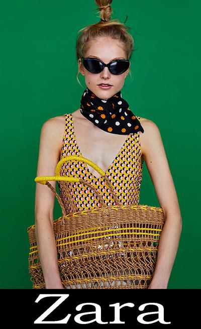 Collezione Zara Donna Costumi Interi 2018 1