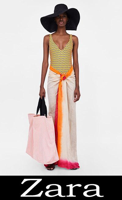 Collezione Zara Donna Costumi Interi 2018 4