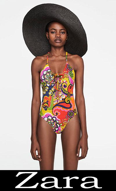 Collezione Zara Donna Costumi Interi 2018 8