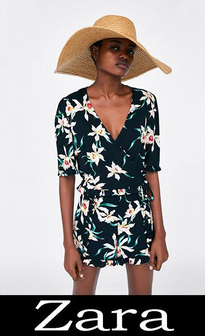 Collezione Zara Donna Moda Mare 2018 8