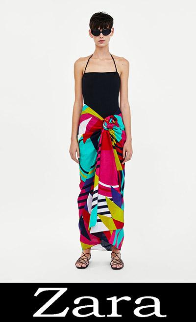 Collezione Zara Donna Moda Mare 2018 9