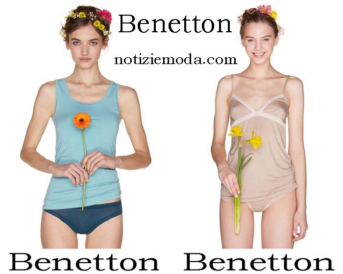 Intimo Benetton Primavera Estate Accessori Donna