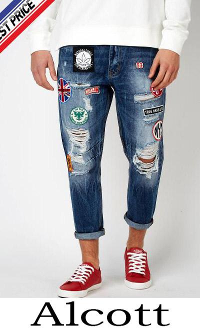 Jeans Alcott 2018 Collezione Alcott Uomo