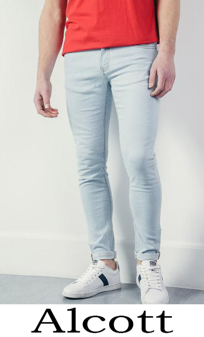Jeans Alcott 2018 Nuovi Arrivi Moda Uomo