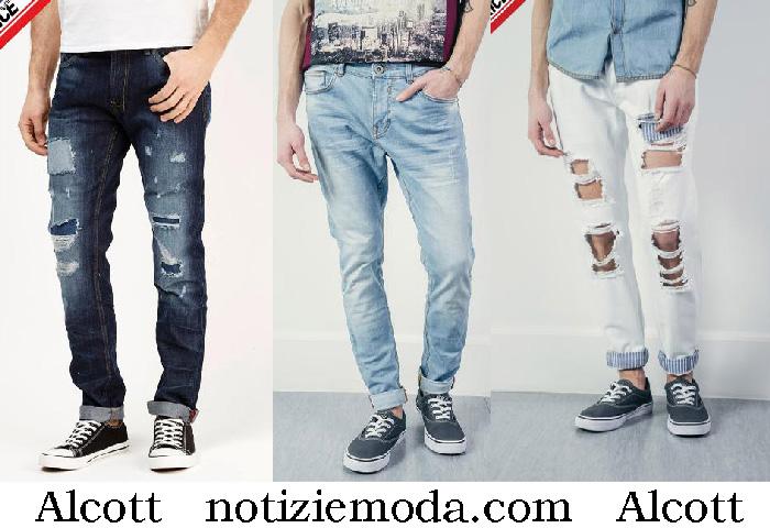 Jeans alcott primavera estate nuovi arrivi uomo - Alcott costumi da bagno ...