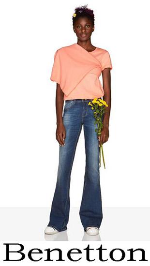 Jeans Benetton Primavera Estate 2018 Donna 2