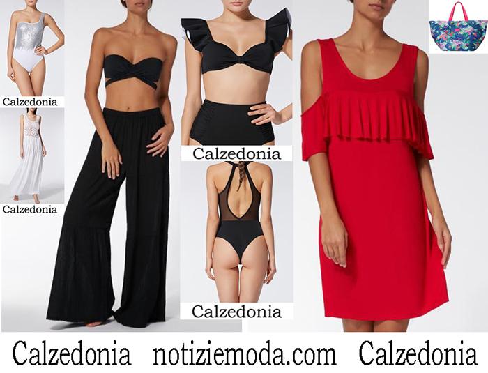 Moda Mare Calzedonia Primavera Estate Beachwear