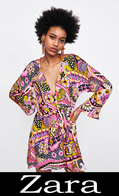Moda Mare Zara Primavera Estate 2018 Donna 1