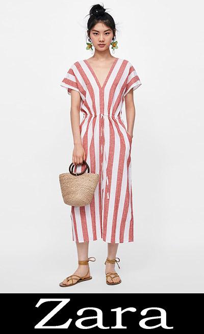 Moda Mare Zara Primavera Estate 2018 Donna 10